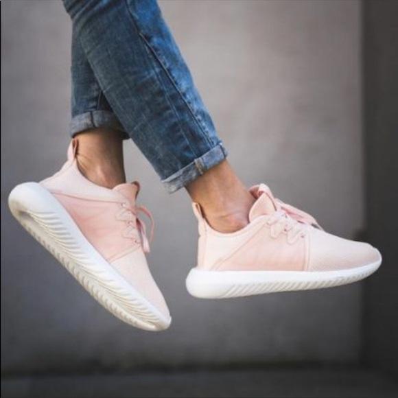 Adidas Pink Tubular Viral 2.0 Trainers
